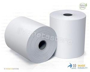 Rotoli carta termica 60x60