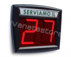 Display luminoso eliminacode VD3